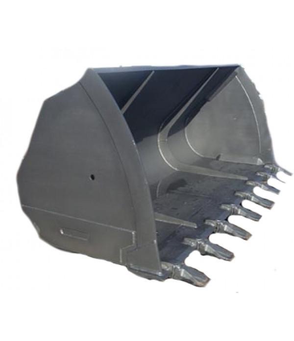 Ковш увеличенной емкости для фронтального погрузчика